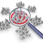 deljenje flajera - ciljna grupa