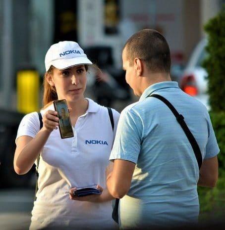 Promocije PROREK - Nokia prezentacija novih telefona