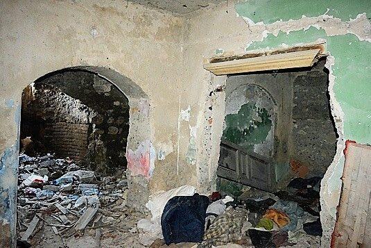 Špicer dvorac smeće