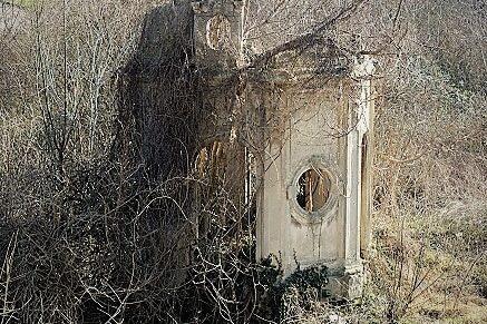 Špicer dvorac stražarska kućica